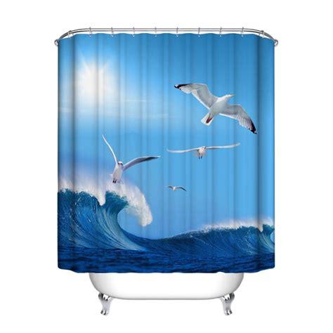 designer shower curtain hooks modern designer polyester bathroom shower curtain with 12