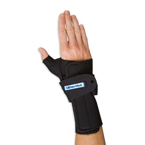 comfort cool brace cool comfort wrist thumb restriction splint sports