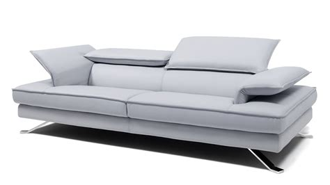 divani in pelle due posti divano due posti in pelle modello iris