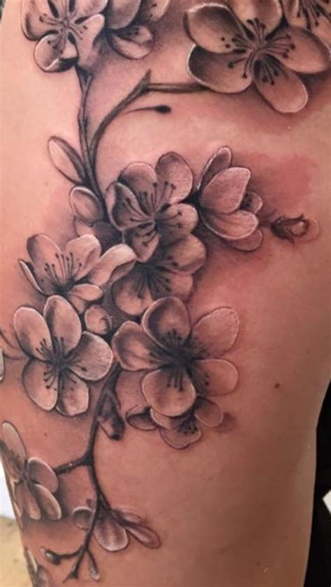 black cherry tattoo 1000 ideas about cherry blossom tattoos on
