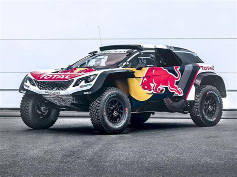 De Dakar 2018 Met Het Peugeot Total Team
