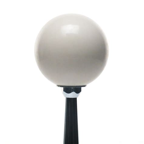 white mustache handlebar ivory shift knob with m16 x 1 5