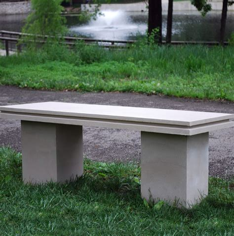 concrete garden benches concrete garden bench seat home design ideas