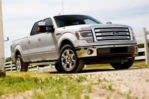 2014 Ford Trucks 2014 Ford F 150 Lariat Front Passsengers Side Low 325275