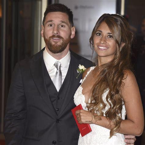 Messi Y Antonella Antonella Roccuzzo Images Usseek