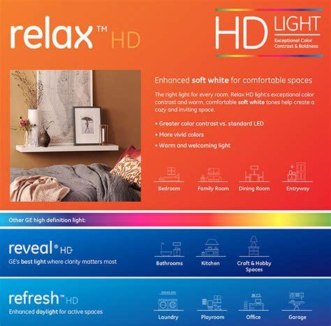 ge relax hd light bulbs 4 pk ge led 6 in downlight 10 watt 65 w soft white