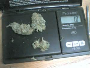 How much is a pound of weed in 2014 autos post