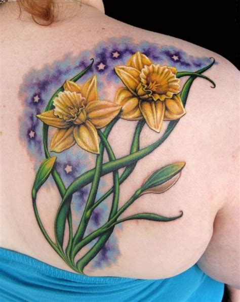 narcissus flower tattoo designs best 25 narcissus ideas on december