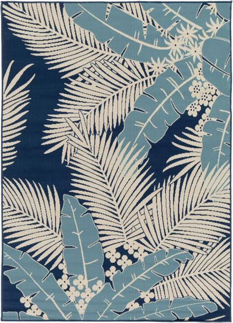 leaf pattern clematis rug 25 best ideas about tropical area rugs on pinterest