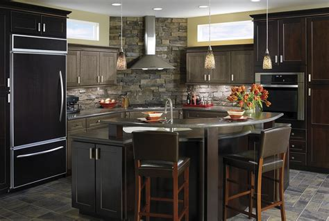 Kitchen Cabinets Detroit | ardmore cherry kitchen cabinets detroit mi cabinets
