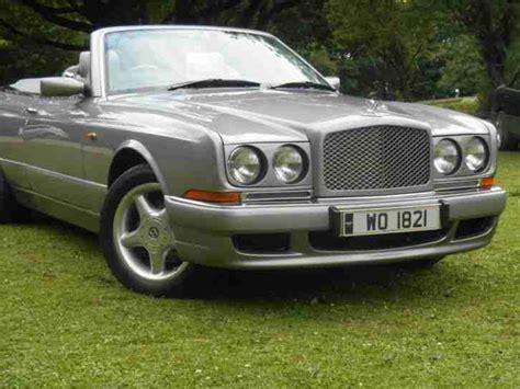 1997 bentley azure 1997 bentley azure auto silver car for sale