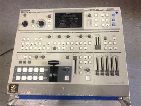 Mixer Panasonic panasonic mx50 vision mixer gearsource