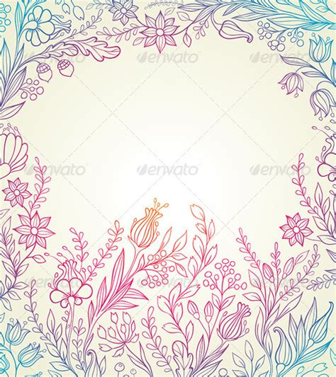 free doodle powerpoint templates 81 floral backgrounds photoshop free psd eps jpeg