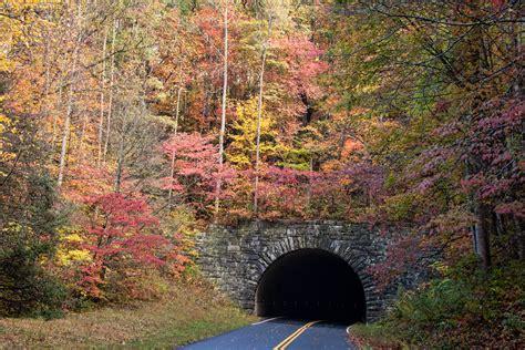 blue ridge parkway blue ridge parkway tunnel