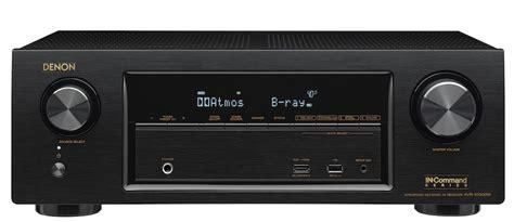 Denon Avr X2300w A V Receiver denon avr x1300w and avr x2300w a v receivers announced