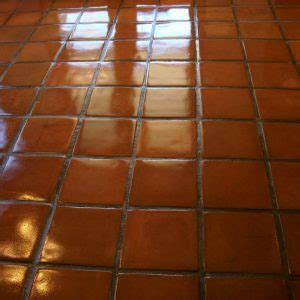 Flooring: Saltillo Tile For Vintage Look Flooring Idea