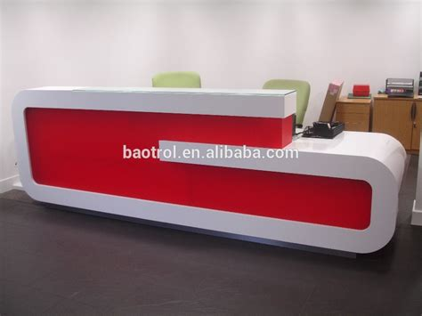 counter design factory price custom office front desk counter design buy
