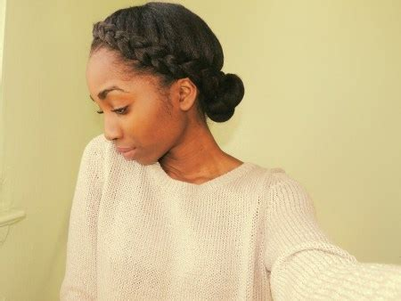 crown twist braid on african hair 5 ways to do milk maid halo crown goddess braids on