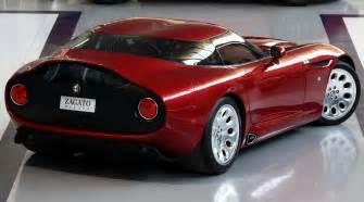 Alfa Romeo Stradale Zagato Tz3 Stradale A Dodge Viper Acr Dressed As An Alfa