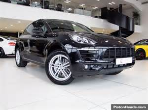 2015 Porsche Macan For Sale Used 2015 Porsche Macan S Diesel Pdk For Sale In