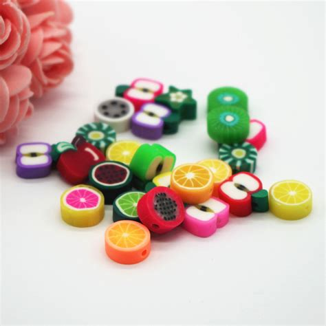 get cheap polymer clay charms aliexpress