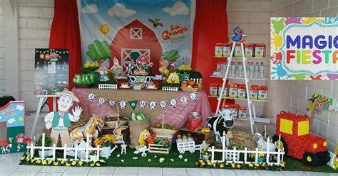 decoracion la granja de zenon bonito decoraci 243 n infantil de granja patr 243 n ideas de
