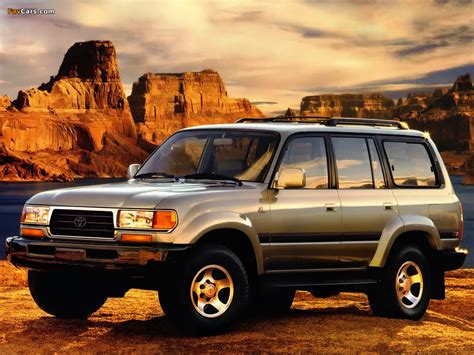 toyota land cruiser 1997 1997 toyota land cruiser information and photos momentcar