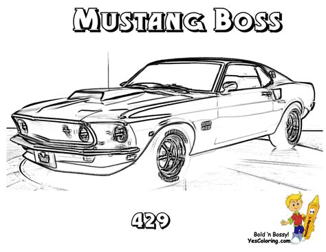 free printable coloring pages of cars for adults coloring pages brawny muscle car coloring pages on muscle