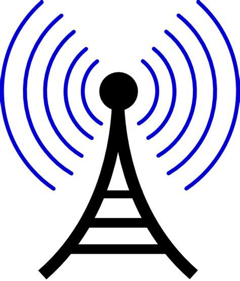 transmission tower antenna clip art  clkercom vector