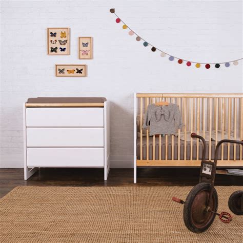 Nursery Rooms by Eco Friendly Furniture For Safe Baby Nursery Design