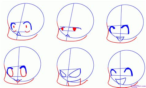 how to draw the gallery for gt chibi expressions
