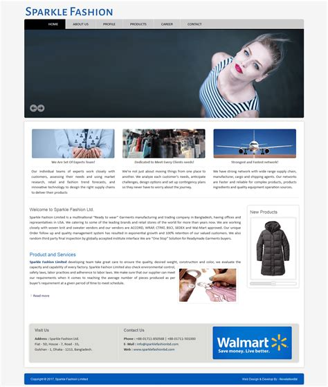 buying house websites best garments buying house company web design and development by revelation bd from bangladesh