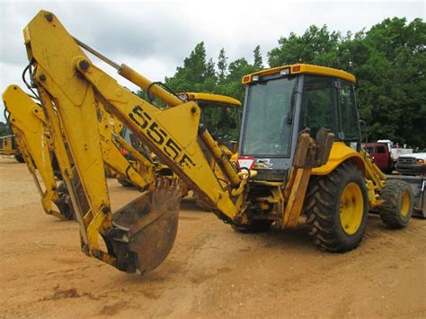 ford  holland   loader backhoe sn  mp bucket ecab wair meter reading