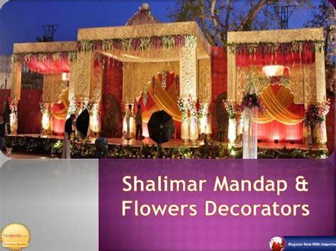 Decorators In Pune by Mandap Flowers Decorators In Pune Shalimar Decorators