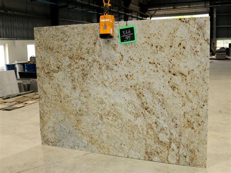 colonial gold granite from india slabs tiles countertops cladding