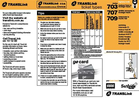 theme park express tx2 bus gold coast bus timetable view online experience oz