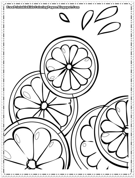 Orange Coloring Pages For Toddlers 18 Image Colorings Net Orange Coloring Pages