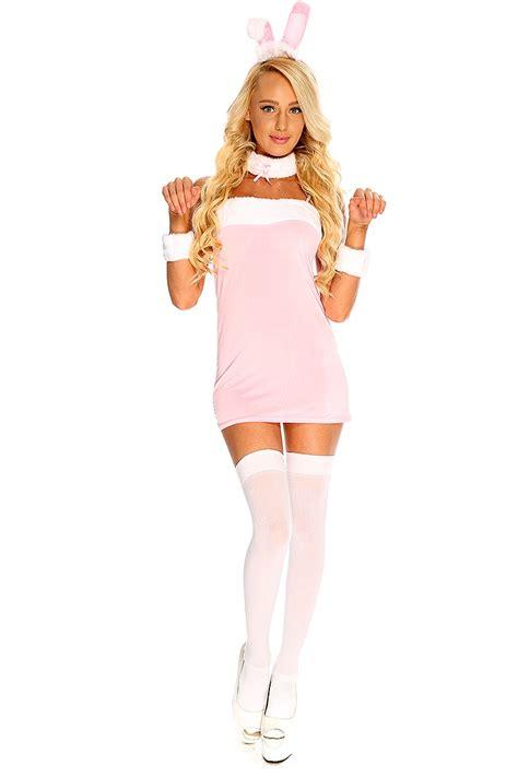 bunny costume pink dress bunny costume