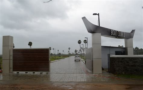 boat club area in chennai 8000 sq ft plot for sale in chattels inc boat club ii