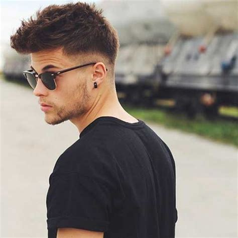 hairstyles short hair male 40 popular male short hairstyles mens hairstyles 2018