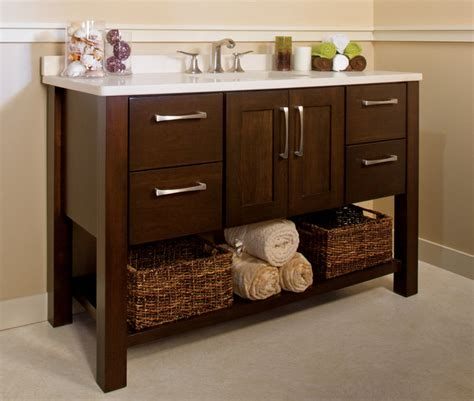 Bathroom Vanity With Cabinet Versiniti Series I Vanity Contemporary Boston By