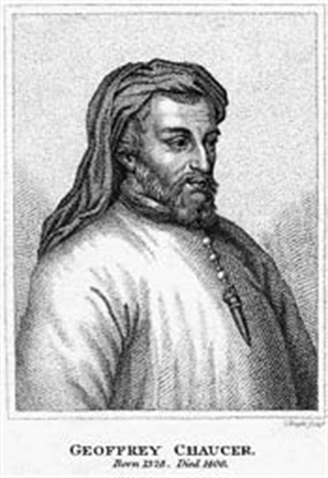 biography of geoffrey chaucer sir thopas wikipedia