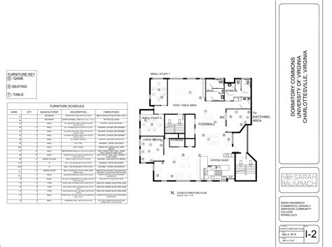 what is a floor plan commons baumbach
