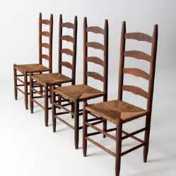 ladder back chairs with seats antique ladder back chairs with seat from 86 vintage