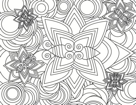 abstract pattern to color abstract coloring pages for adults az coloring pages
