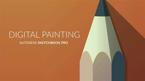 sketchbook pro v 3 4 1 digital painting in sketchbook pro software for desktop