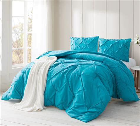 extra large queen comforter peacock blue pin tuck queen comforter oversized queen xl