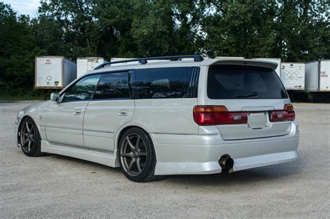 skyline wagon lastcarnews nissan stagea r34 gt r wagon will you
