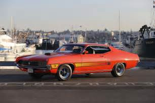 Torino Ford Fully Optioned 1970 Ford Torino Gt 429 Cobra Jet Was