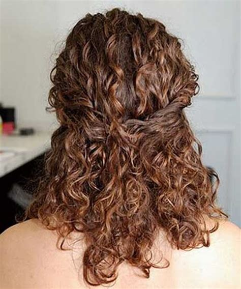 curly hairstyles pulled up 35 good curly hairstyles hairstyles haircuts 2016 2017